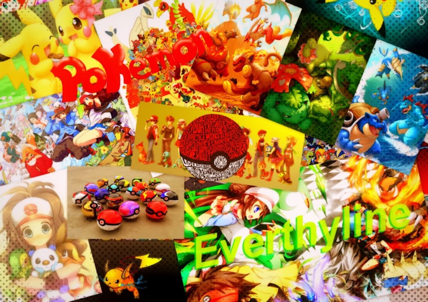 Pokemon Everthyline