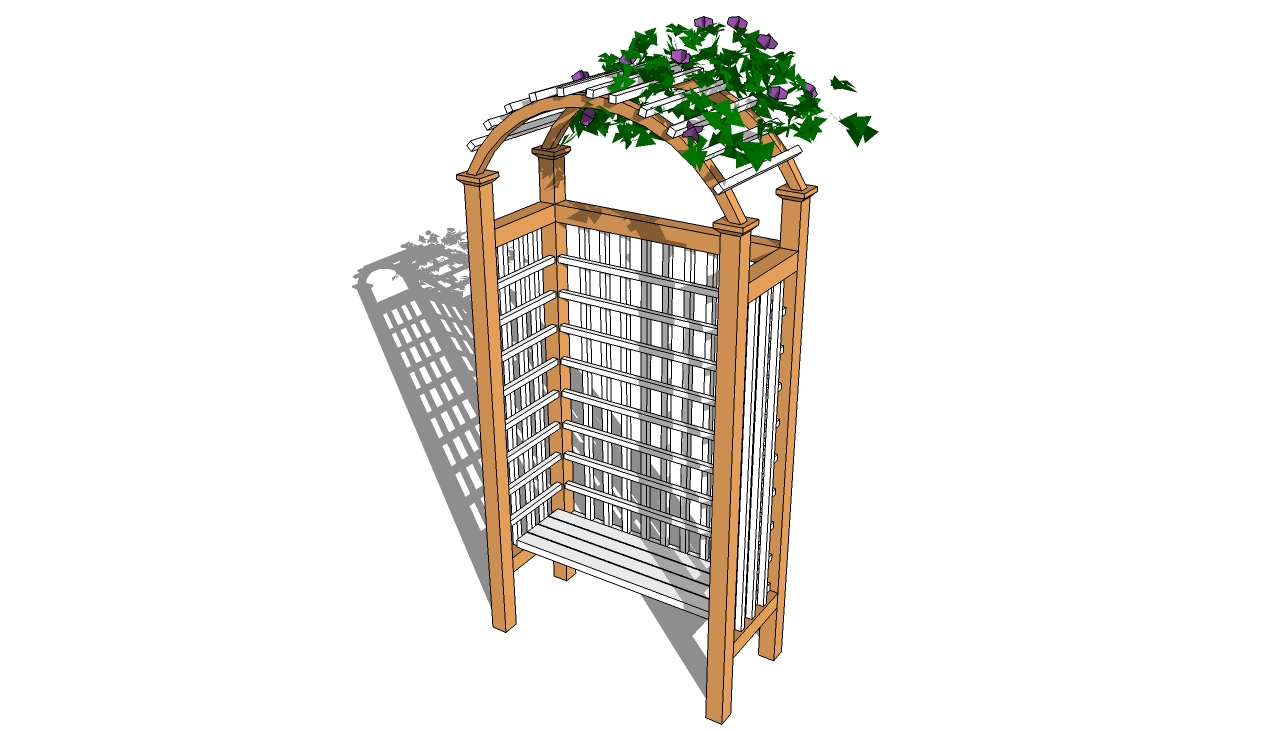 Free Gazebo Plans How to Build a GAzebo Free Garden