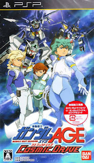 Kidou Senshi Gundam AGE: Cosmic Drive ENG PSP GAME