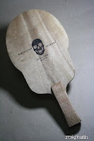 Scull blade