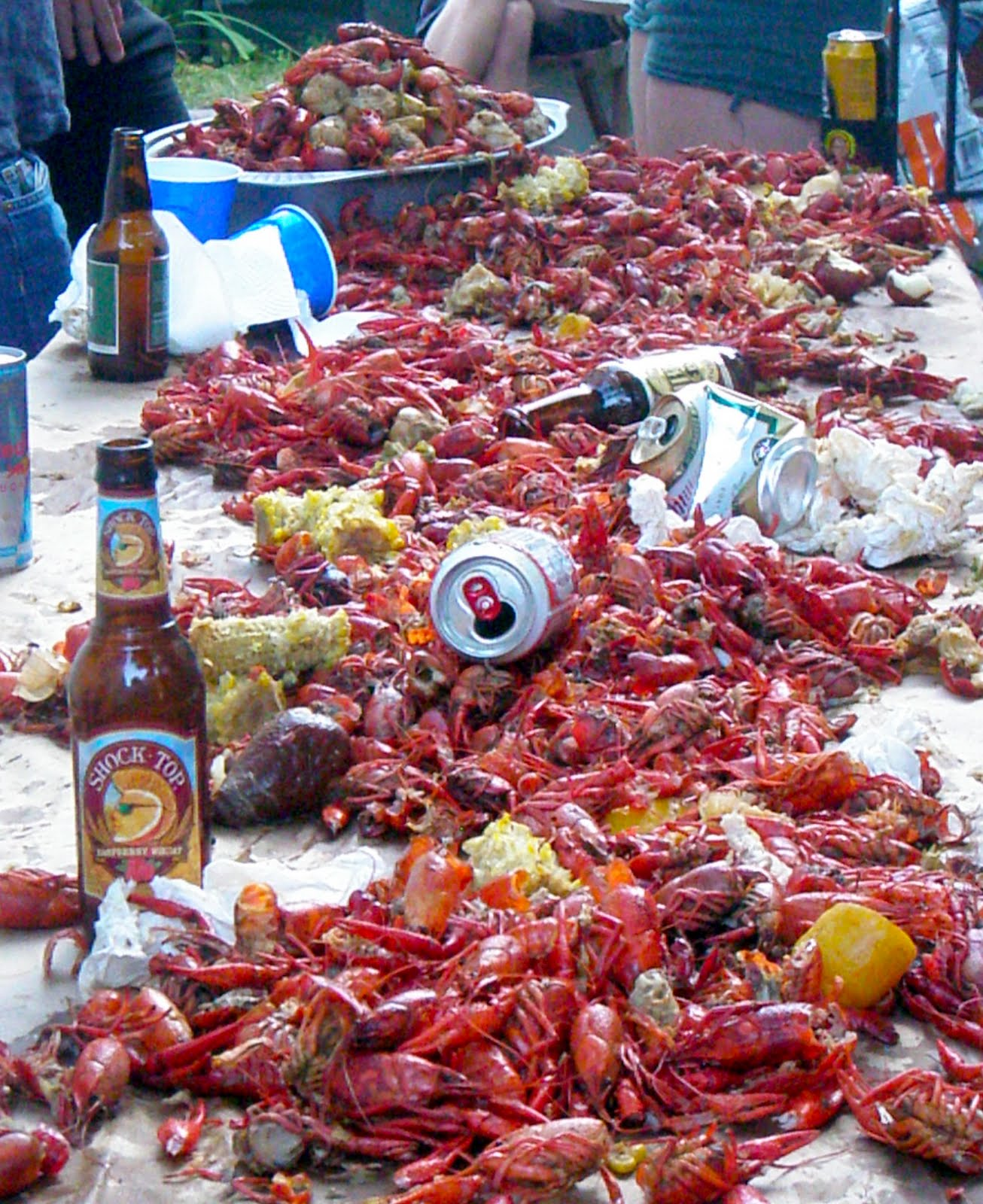 ode to the crawfish boil
