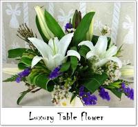 luxury table