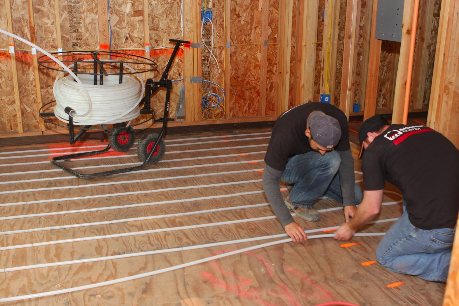 Homecrunch Alternative Energy Radiant Heat Ftw For The