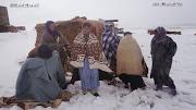 المغرب معتصموا إميضربالجنوب المغربي و معاناة الثلوج