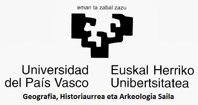 Geografia, Historiaurrea eta Arkeologia Saila