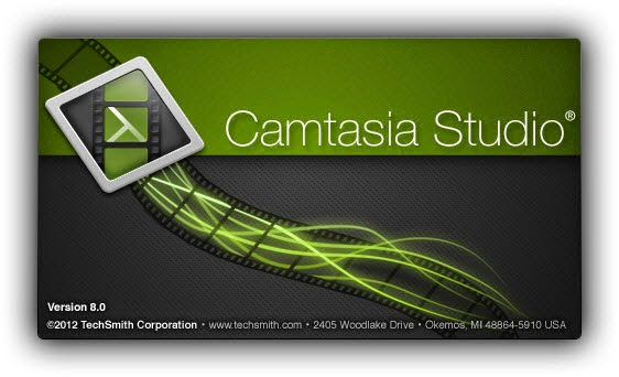 Camtasia Studios Free Download ver 8.4.1 for Windows