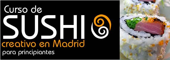Gastronom a los naranjos curso de sushi creativo en - Los mejores cursos de cocina en madrid ...