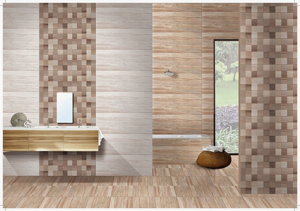 Model Basically, Ceramic Tiles Area Mixture Of Clays And Other Natural Materials Such As Sand, Quartz And Water Ceramic Tiles Are Primarily Used In Suburban, Restaurants, Offices, Malls And Resorts As Bathroom  RAK Ceramics, Kajaria