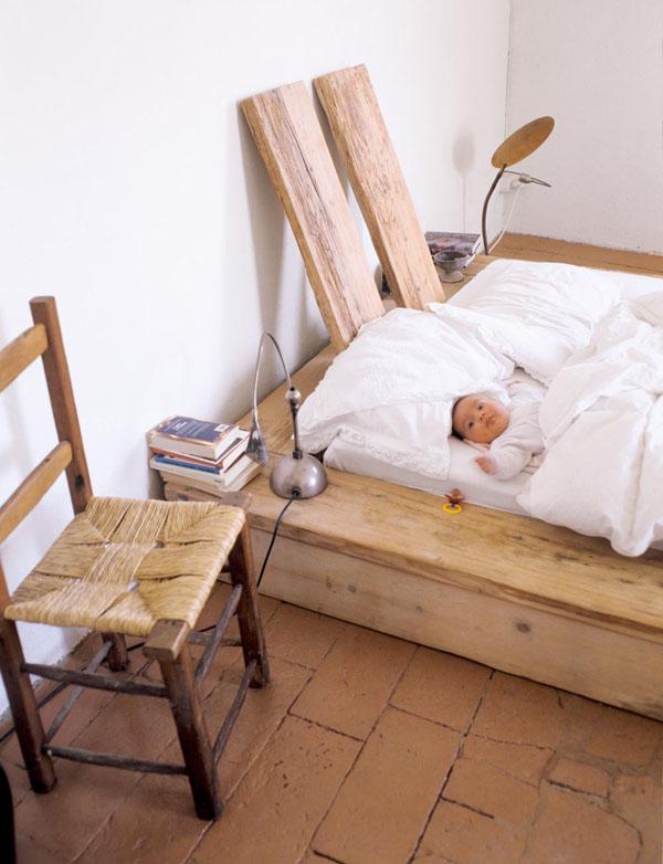 Rustik chateaux muebles de madera reciclada volver a lo for Muebles de derribo