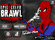 Brawl Featuring Spider-Man