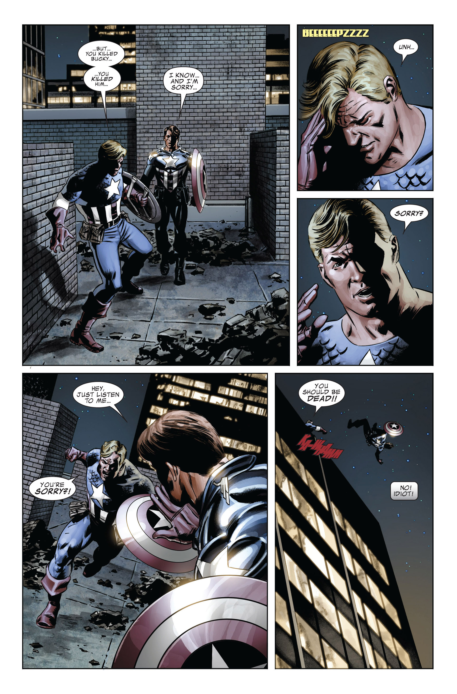 Captain America (2005) Issue #40 #40 - English 20