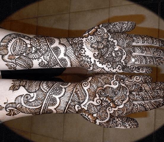 Henna Wallpaper: Hot Girl Wallpaper: Bridle Mehndi Wallpapers Free Download