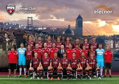 ARENAS CLUB DE GETXO  2014-15