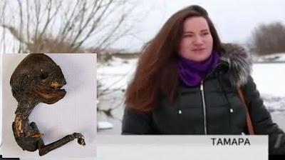 CAPTURAN EXTRAÑA CRIATURA EN RUSIA (VIDEO)