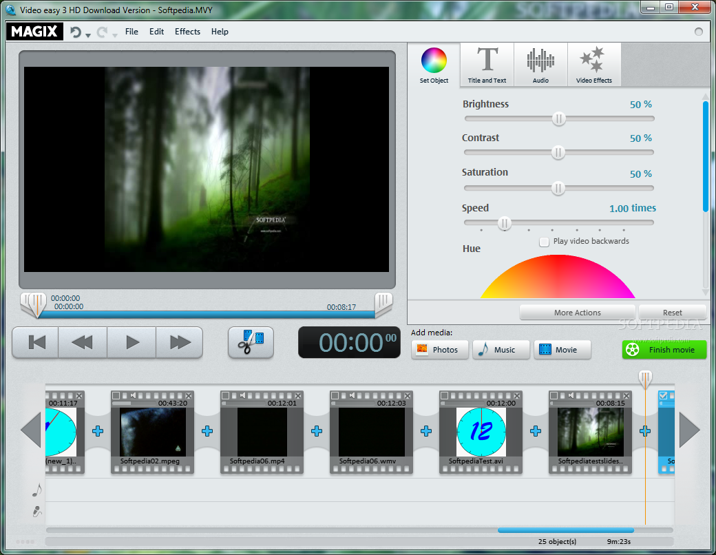 MAGIX Video Easy 1 - MAGIX Video Easy 3.0 SE (Full Versiyon)