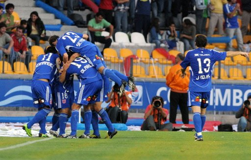 Universidad de Chile vs Unión La Calera en vivo – 16 abril 2011