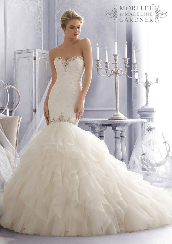 Brides of America Online Store: Our Beautiful Mori Lee Bridal Gowns