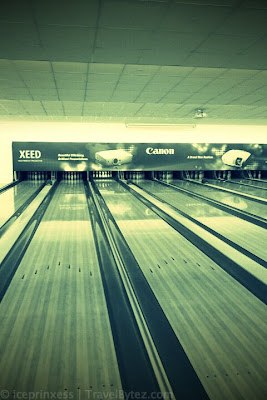 bowling in Singapore