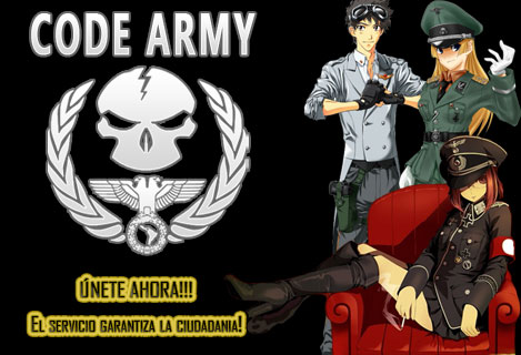 Code Army Bolivia