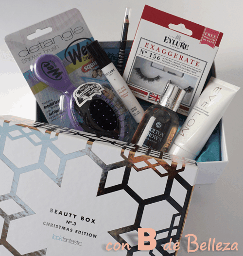 Beauty box Christmas edition