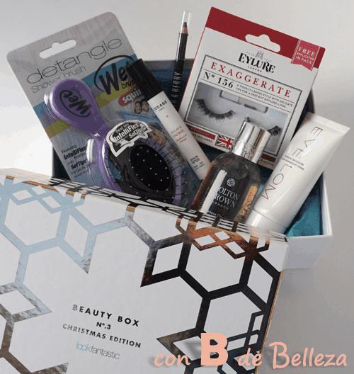 Beauty box Christmas edition