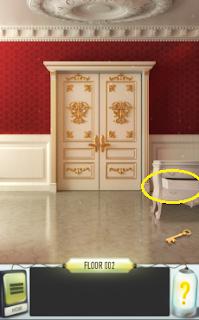 100 Locked Doors 2 soluzione livello 2 level 2