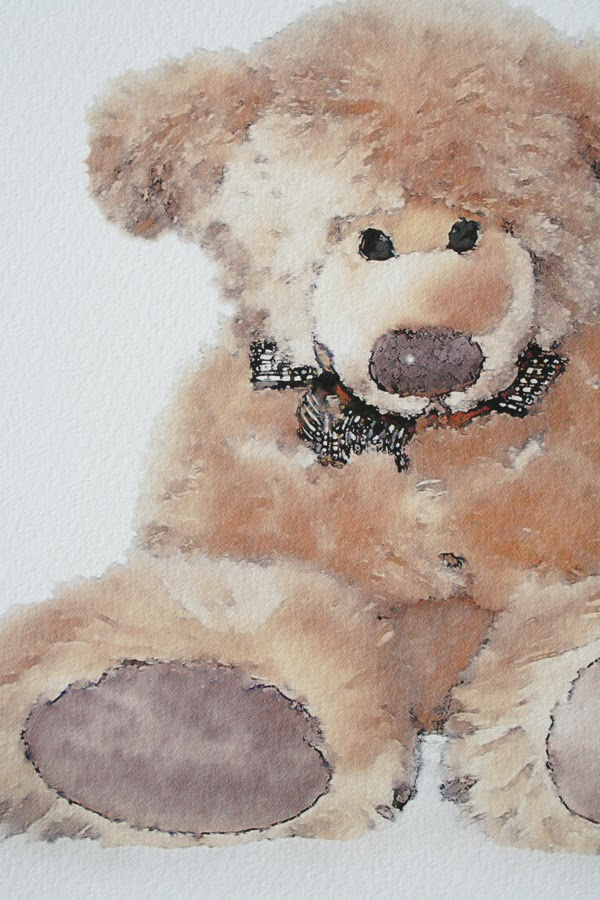 'Geoffrey' Personalised Nursery Art