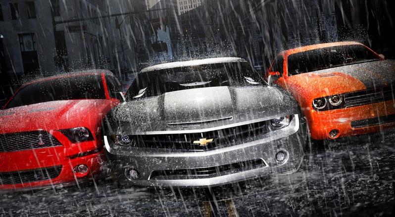 Muscle car pics