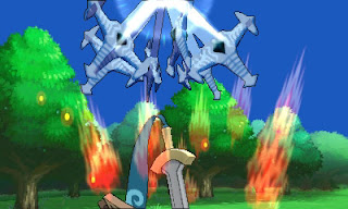 pok%C3%A9mon x and y screen 9 Pokémon X & Y (3DS)   Honedge Artwork, Screenshots, Video, & Announcement