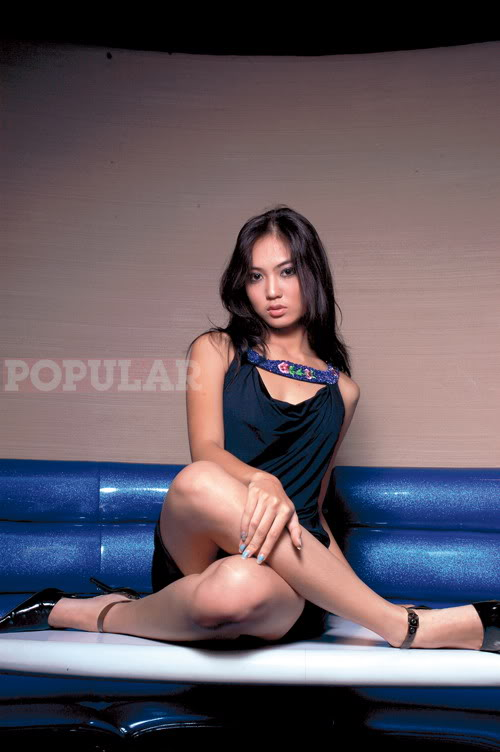 Foto Seksi Artis, Model dan Presenter Marissa Jeffryna