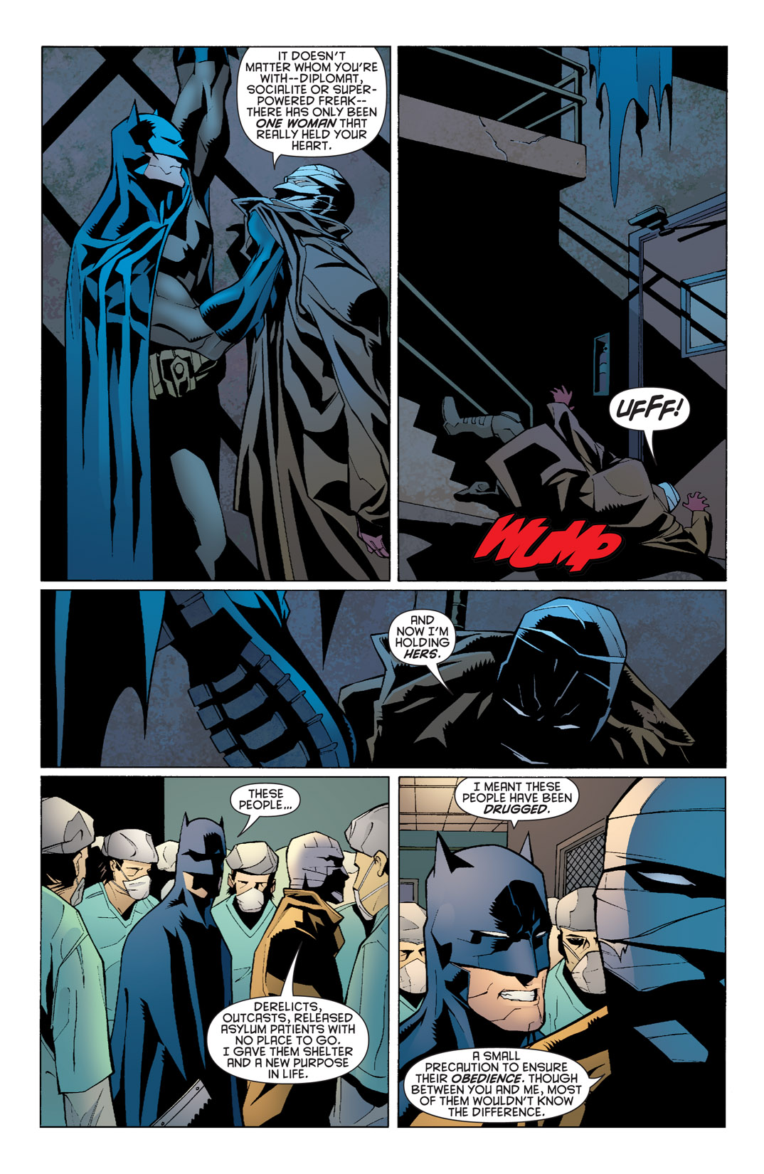Detective Comics (1937) Issue #849 Page 16