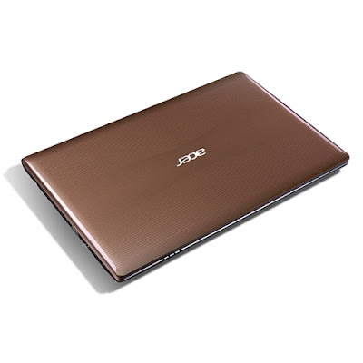 new Acer Aspire 5755