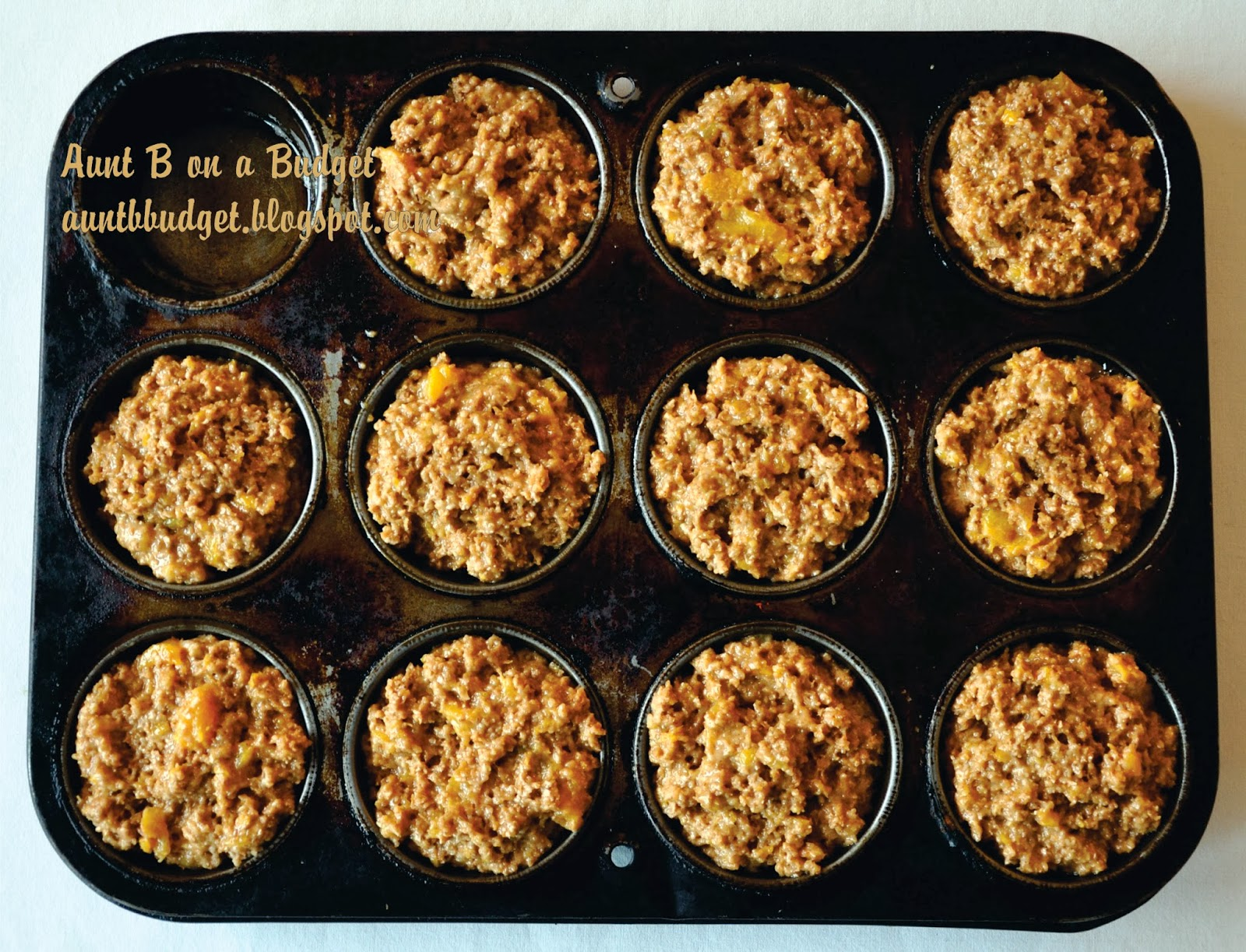 Peach Bran Muffins Recipes — Dishmaps