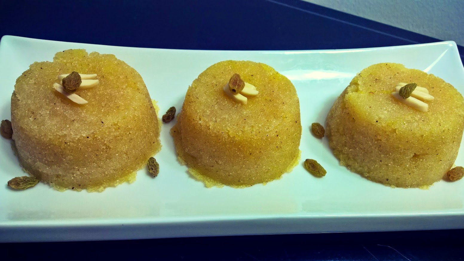 Sheera - Rava Dessert - Indian Dessert