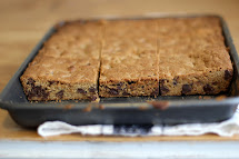 Jenny Steffens Hobick Chocolate Chip Blondies