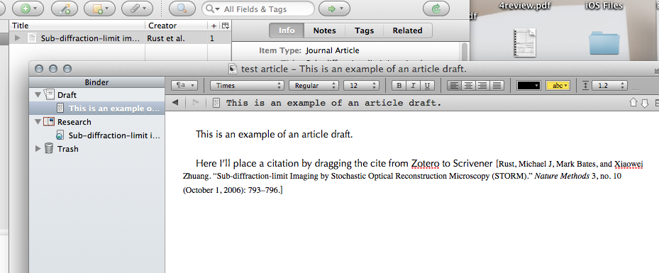Unvexed: Stuff that Works: How to use Zotero to make citations ...