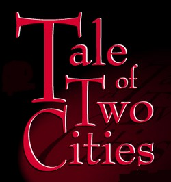 a tale of two cities movie and novel differences Now that you've had a chance to see the movie, we can round up a few of the   the most direct reference to a tale of two cities comes at the end of the film   rather than quote the book's famous opening passage, however,.