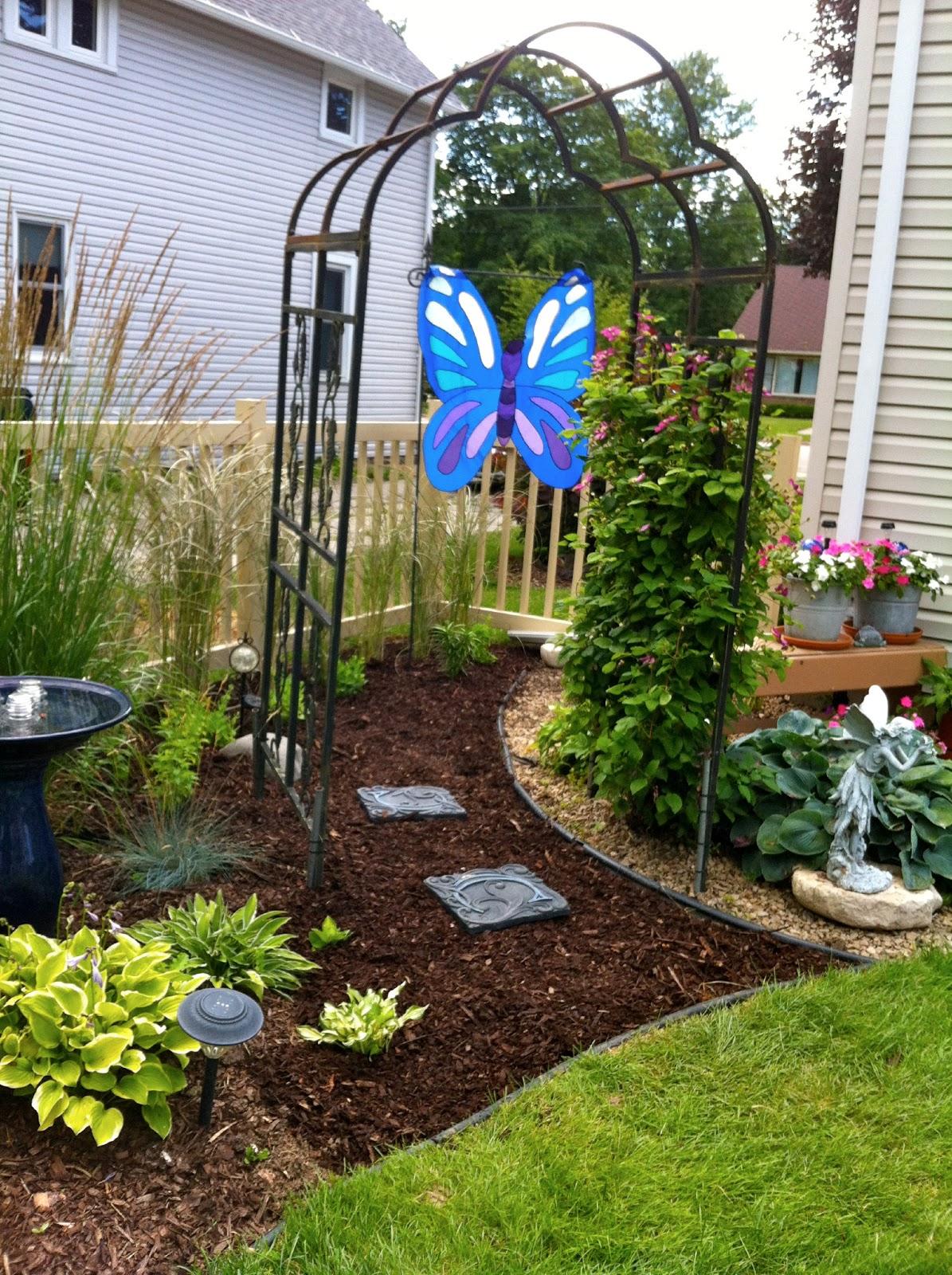 Our Garden Path Hailey 39 S Secret Garden Finished