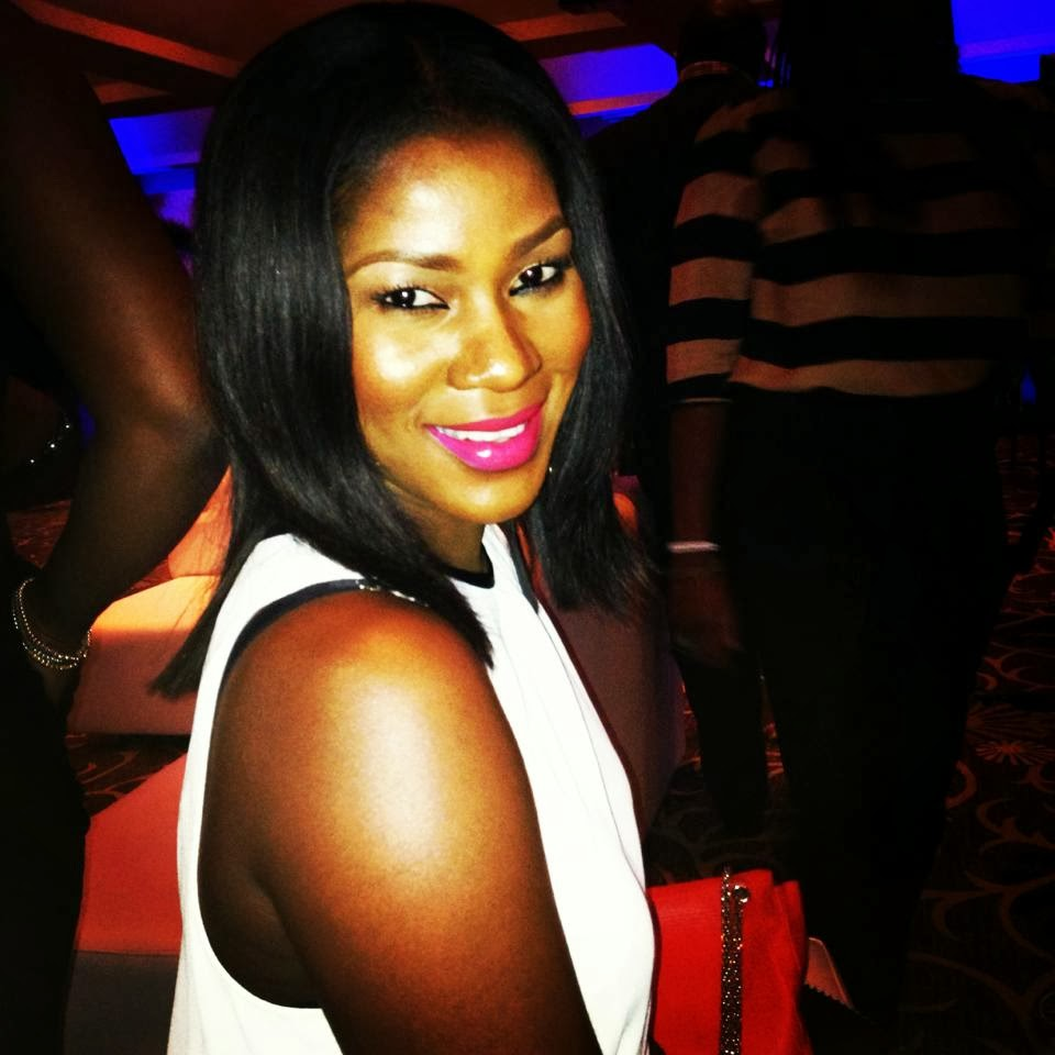 Stephanie Okereke (Nollywood Actress)