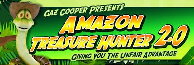 Amazon Treasure Hunter 2.0, Amazon Treasure Hunter 2.0 bonus, Amazon Treasure Hunter 2.0 review
