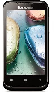 Lenovo A369i HP Android Murah Jelly Bean