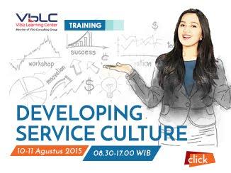 Public Training - Developing Service Culture