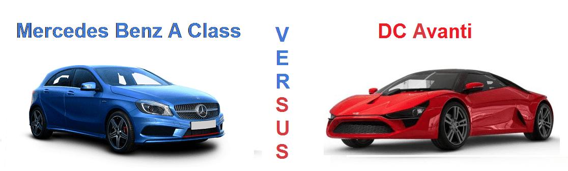 Mercedes Vs Avanti