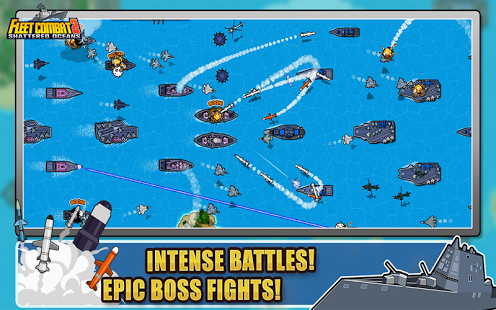 Fleet Combat 2 Android Game APK Full Version Pro Free Download