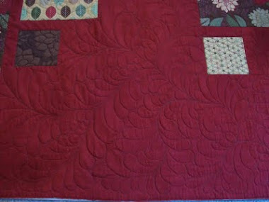 The Lindsay quilt