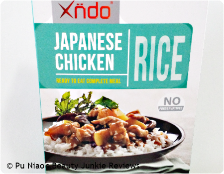 Xndo Japanese Chicken Rice