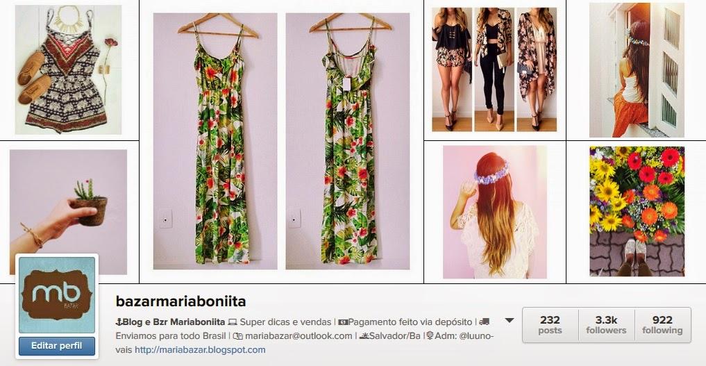 http://instagram.com/bazarmariaboniita