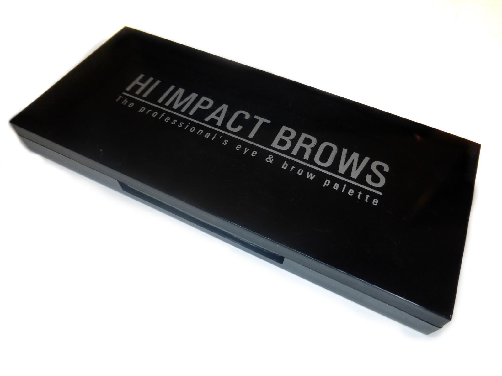Hi Impact Brows