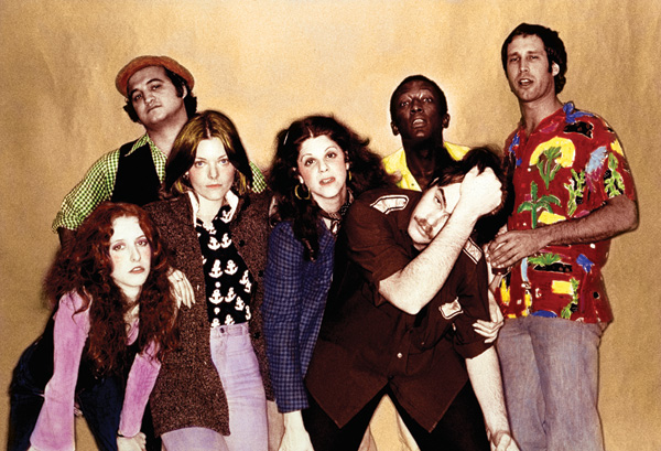 original snl cast