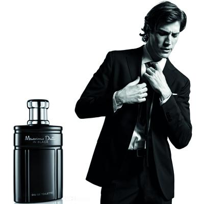 Massimo Dutti In Black nueva fragancia masculina